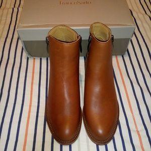 Franco Sarto Harmona Leather Ankle Boot